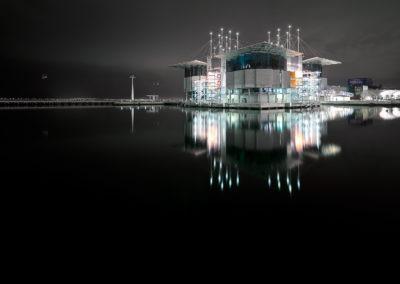 Oceanarium Lisbonne, Portugal