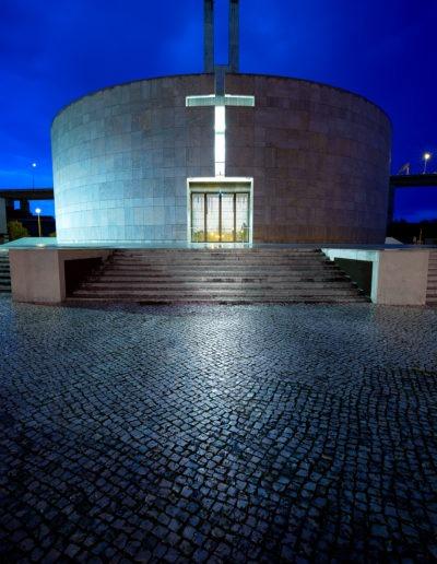 Eglise Notre Dame de Navegantes, Lisbonne, Portugal