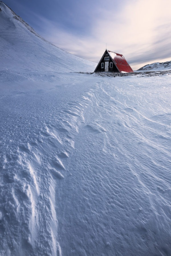 Là-haut dans la montagne, Islande