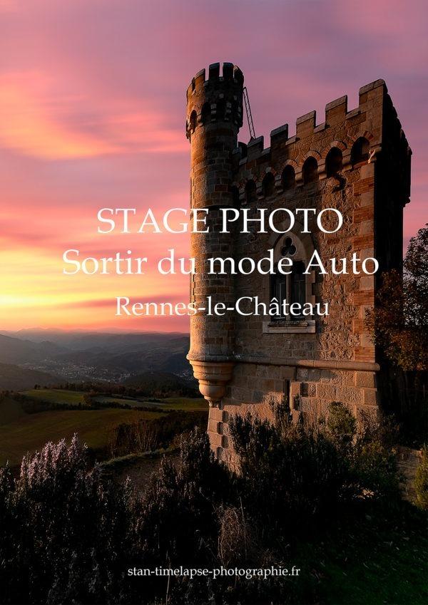Stage photo-Sortir du mode auto, Rennes-le-Chateau, Aude