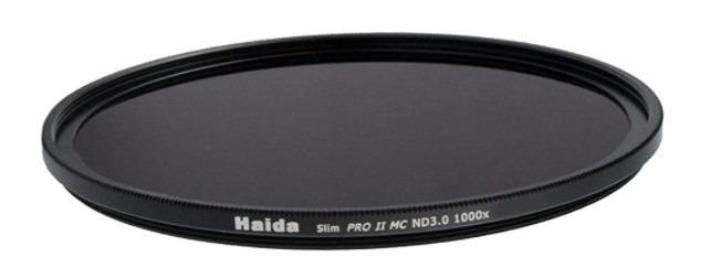 Filtre circulaire ND1000 Haida