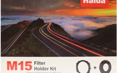 Avis porte-filtre Haida M15